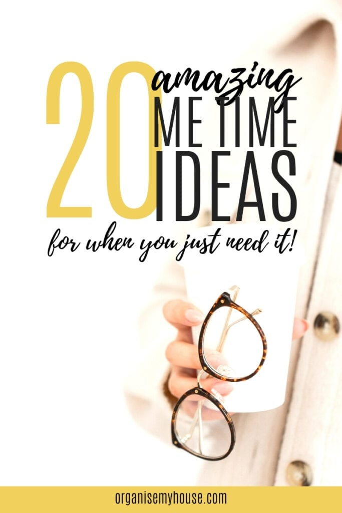 20 Amazing 'Me Time' Ideas For Inspiration When You Need Time To Yourself