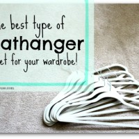 the best coathanger for your wardrobe