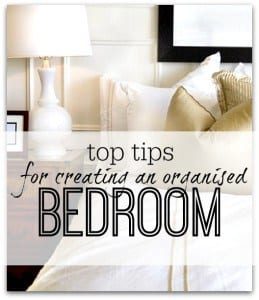 Top tips for making your bedroom somewhere you want to relax and rest in. Organising and decorating tips for a bedroom