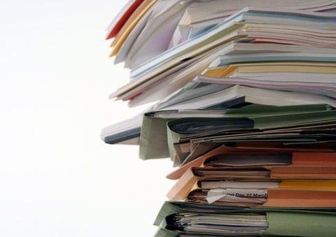 Top 15 Tips To Get Your Paperwork Organised - paperwork 51