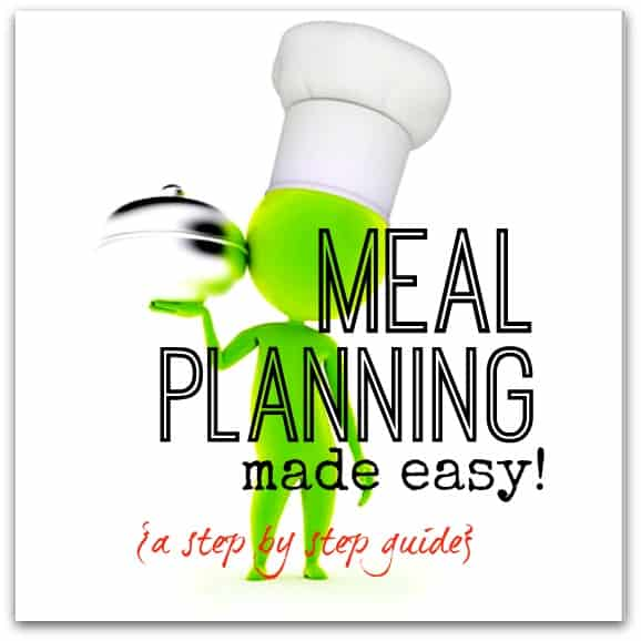 Meal planning made easy - a step by step guide
