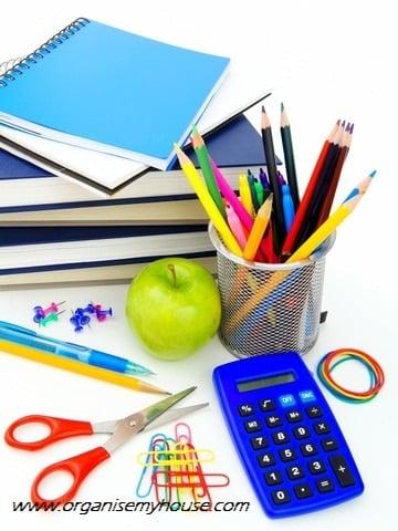 creating a homework zone