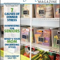 Get organized magazine - My blog post appeared here in Spring 2014 edition