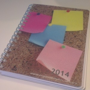 personal planner giveaway from www.organisemyhouse.com