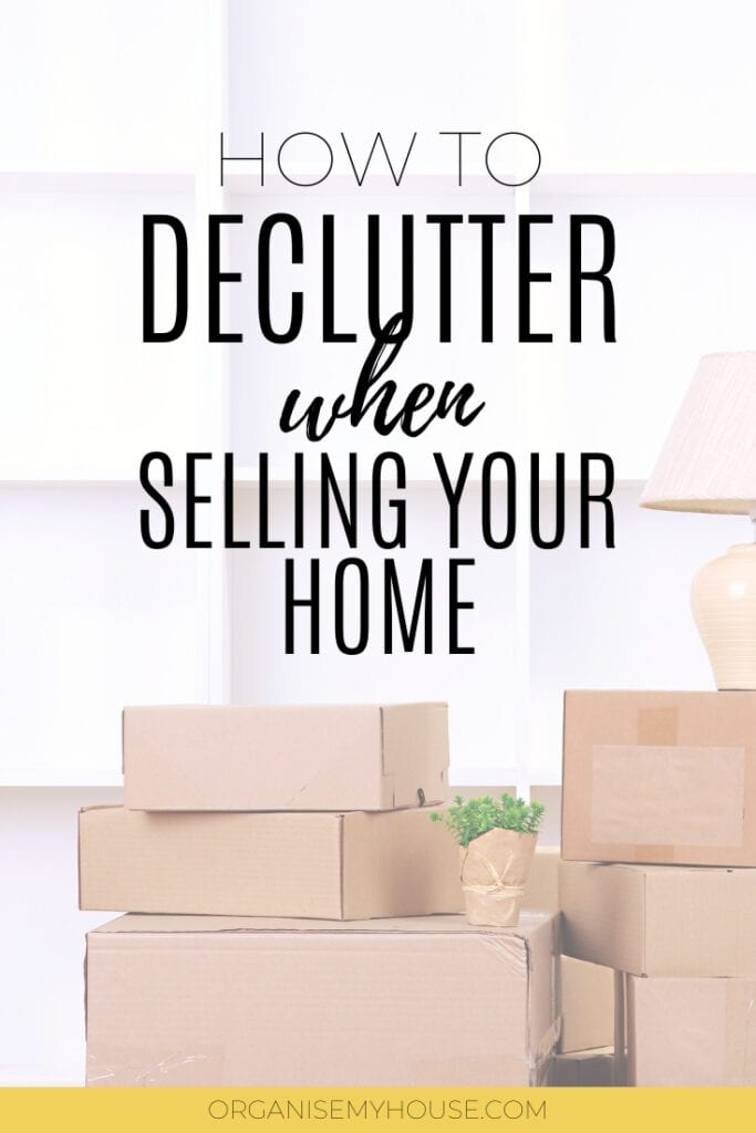 A Guide To Decluttering To Sell Your Home