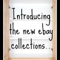 Introducing the new ebay collections - via www.organisemyhouse.com