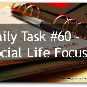 social life focus