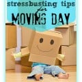 tips for moving house - helping moving day become stress free - vis www.organisemyhouse.com