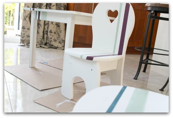 15. how to paint furniture