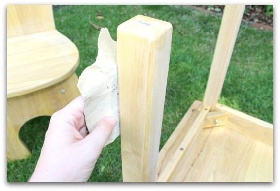 4. how to paint furniture