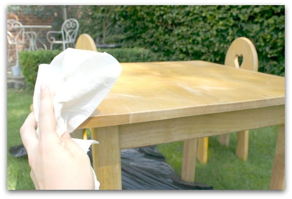 6. how to paint furniture