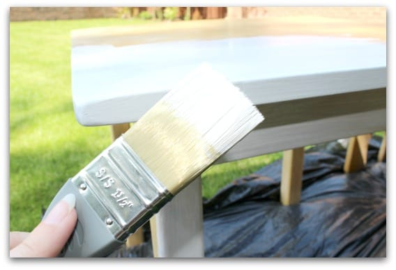 7. how to paint furniture
