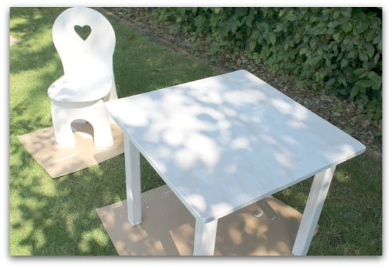 9. how to paint furniture