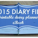 diary file planner ebook