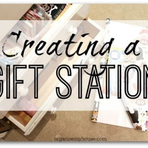 493. Creating a Gift station