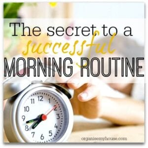 The secret to a successful morning routine is to create it backwards - learn how here....