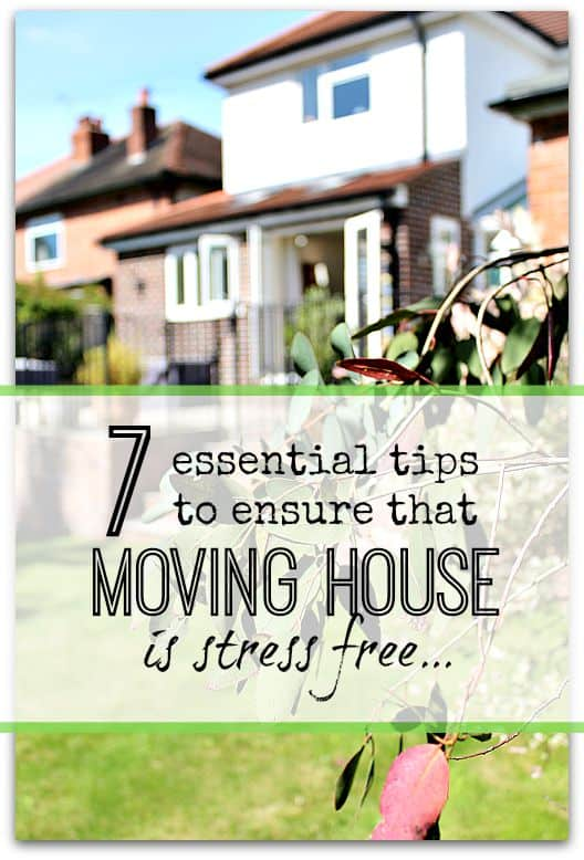 7 essential packing tips to ensure moving house is stress free for Home building tips and tricks