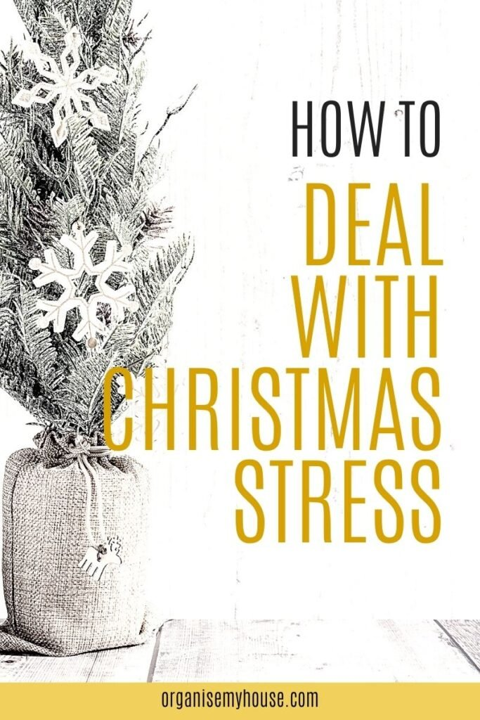 The 7 Main Causes of Christmas Stress - and How to Deal with Them