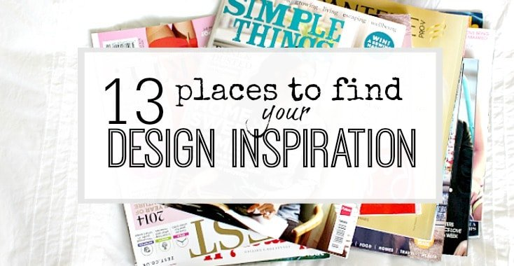 13 places to find your design inspiration