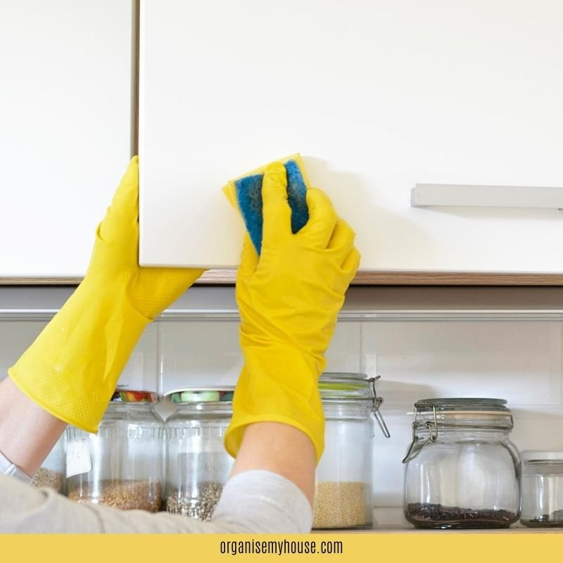 How to create a cleaning schedule that REALLY works!