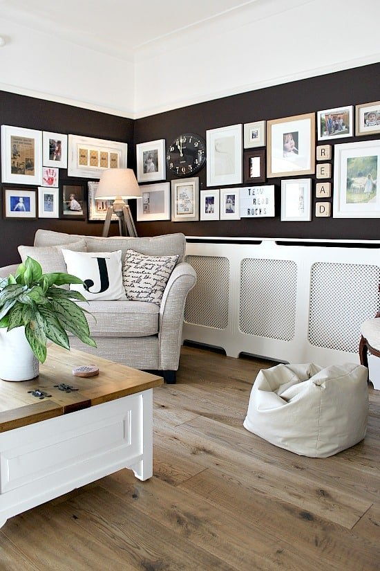 Picture wall - Gallery wall - Ideas and Inspiration