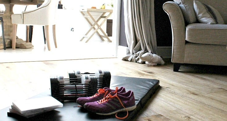 Things to help you get fit at home easily quickly and cheaply