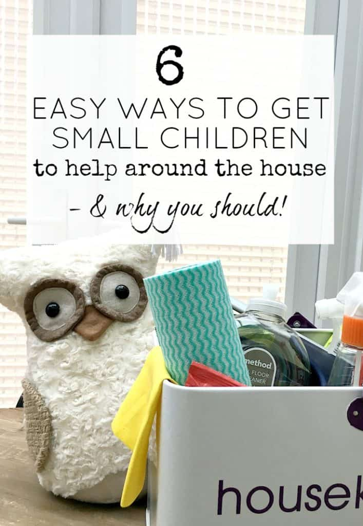 Get children to help around the house easily with these tips and tricks. Get kids to help with the housework starting from today.
