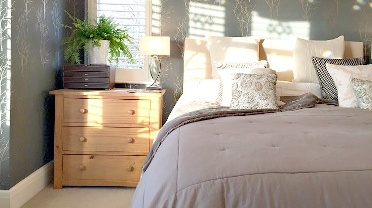Chest Of Drawers As Bedside Tables Idea