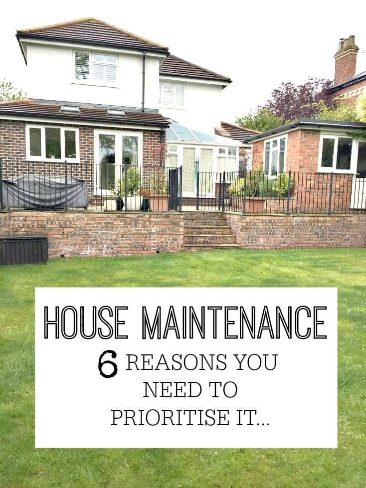 house maintenance 6 important reasons why you need to