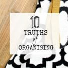 10 truths of organising