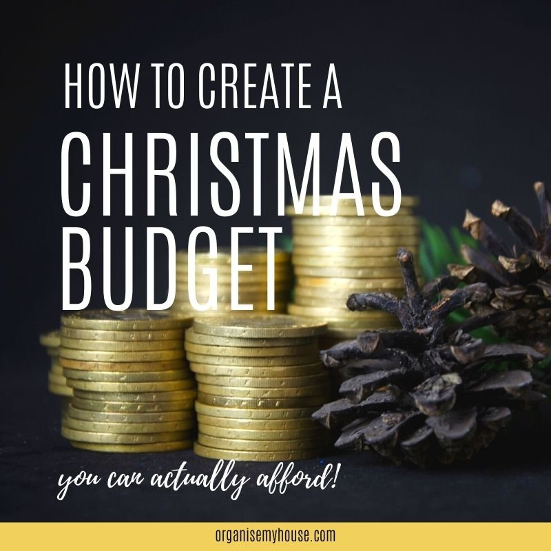 How to create a Christmas budget you can actually afford