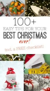 Christmas Tips - Ultimate guide for the best Christmas ever! - including a free printable