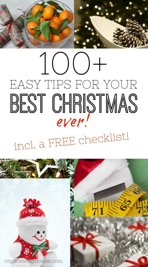 christmas tips ultimate guide for the best christmas ever including a free printable - The Best Christmas Ever