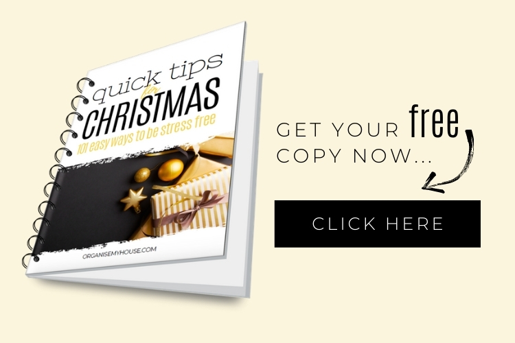 Christmas Tips Free eBook - Get Your Copy Now
