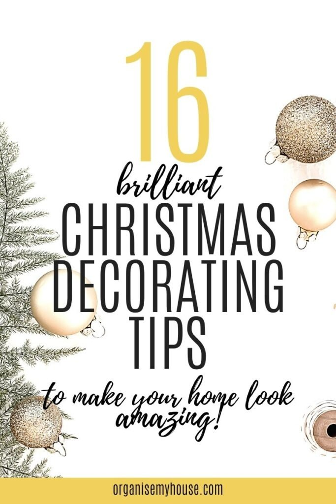 16 Brilliant Christmas Decorating Tips To Make Your Home Look Amazing