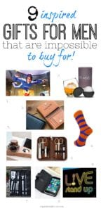 fantastic gift ideas for men who are impossible to buy for - get them the perfect gift - hassle free!. Present buying inspiration for men