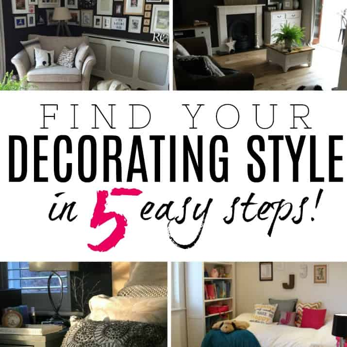 Find Your Decorating Style In 5 Easy Steps Interior Design Made Simple
