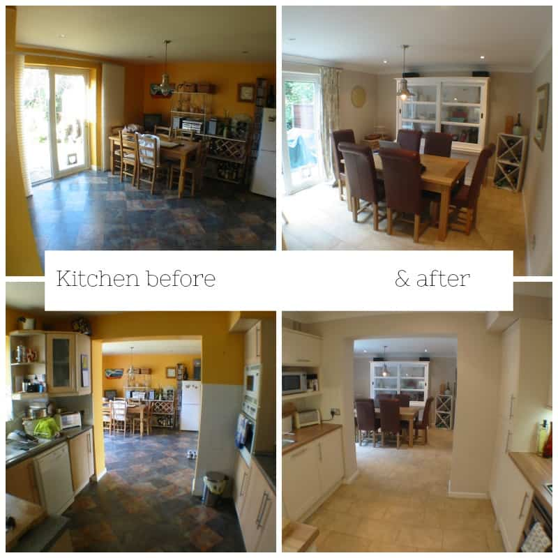 kitchen before and after pictures