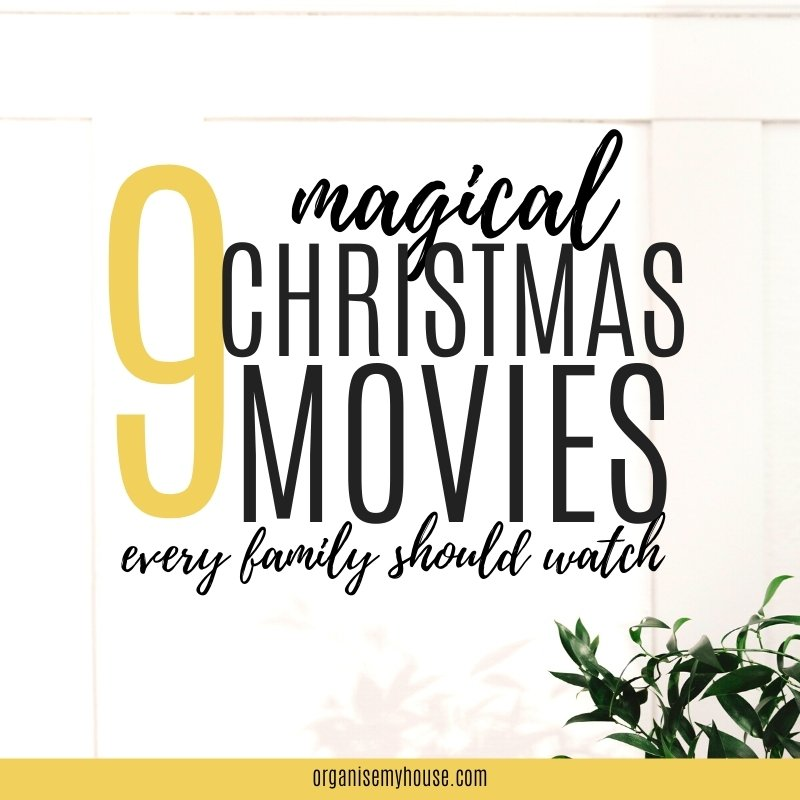 Classic Christmas Films To Watch With the Kids This Year!