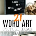 Word art pictures - ideas and inspiration