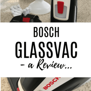GlassVAC from Bosch - a Review