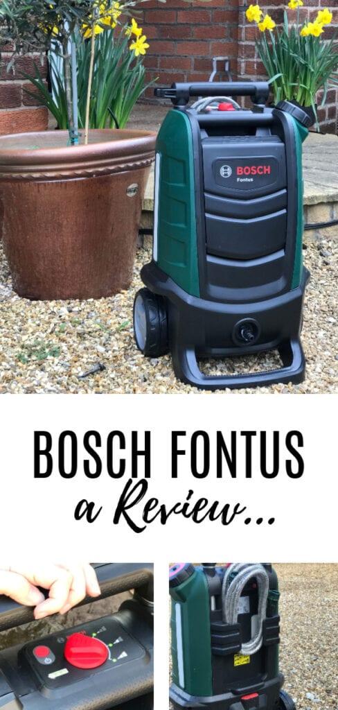 Bosch Fontus Review