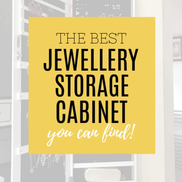The Best Jewellery Storage Cabinet Hanging
