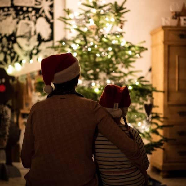 Calm Family Christmas