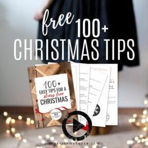 Free Christmas Tips eBook