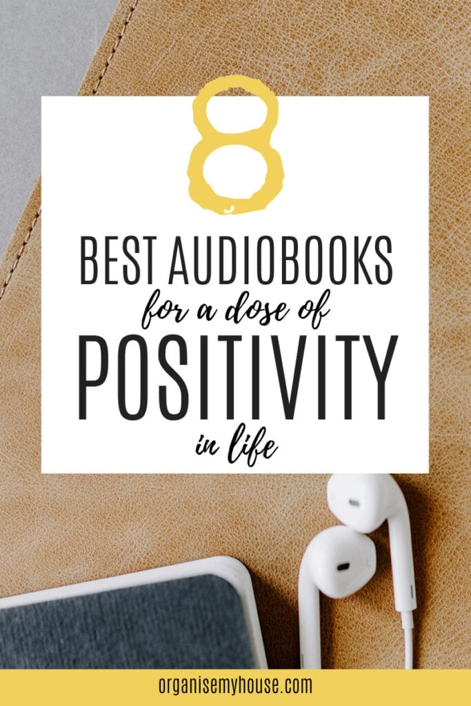 8 Best audiobooks for a dose of positivity in life