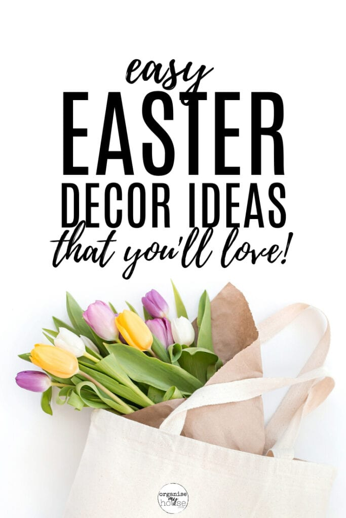 Gorgeous Easter Décor Inspiration to Brighten Your Home