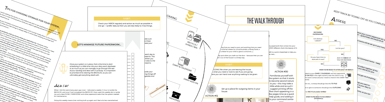 paperwork ebook pages