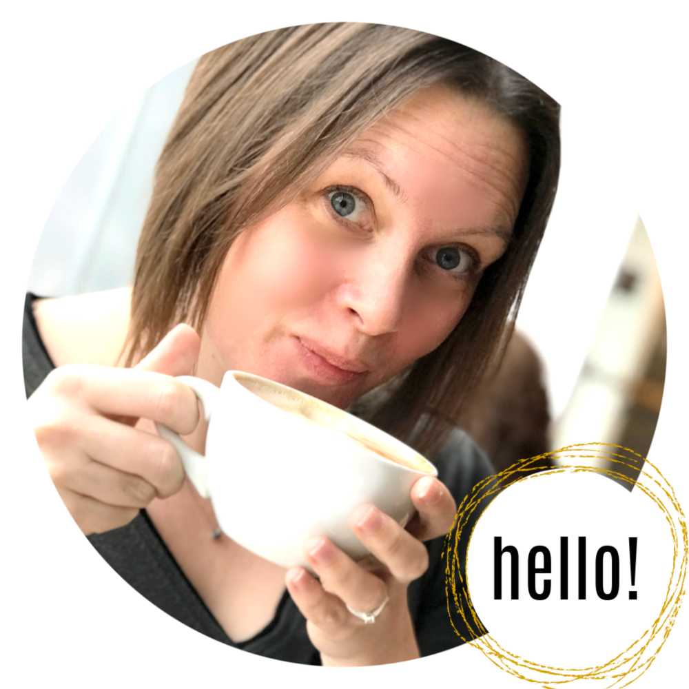 ORGMYHOUSE - CONTACT CHRISSY @ OMH - chrissy drinking coffee circle 2 1