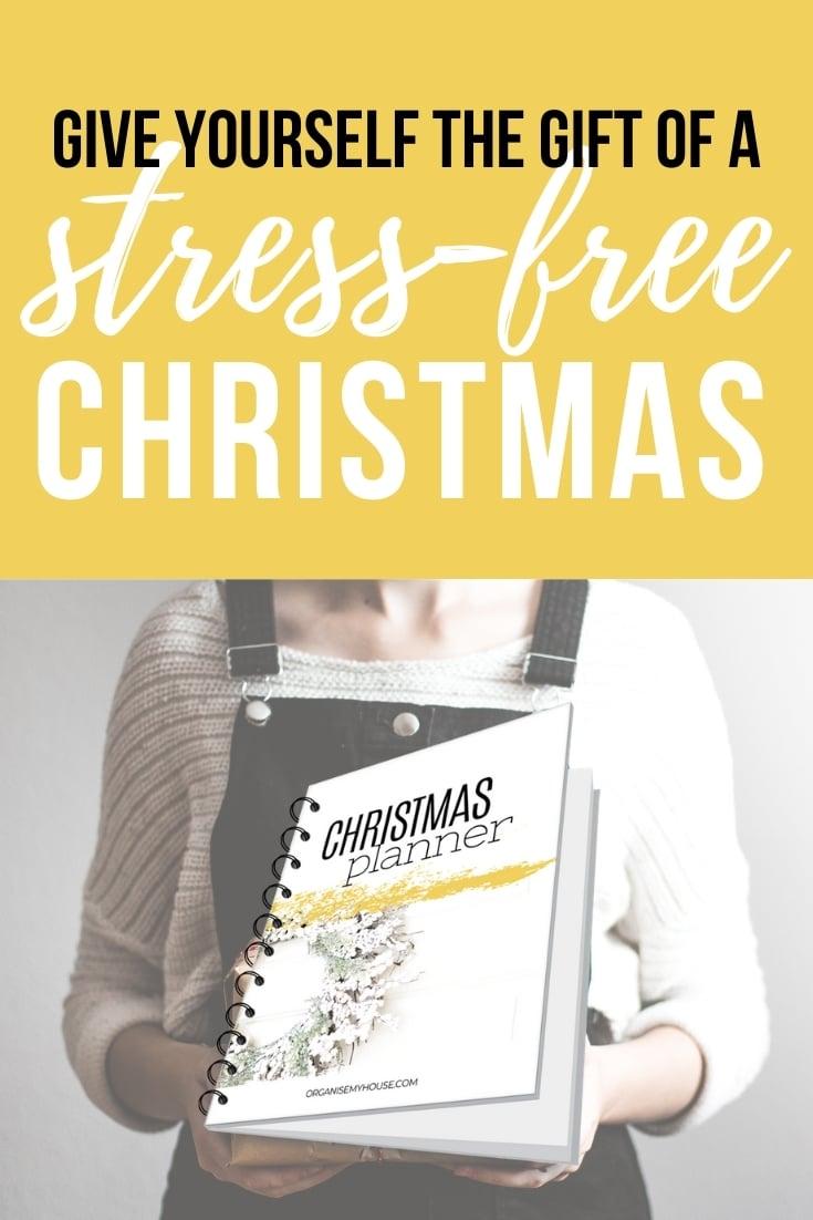 You Deserve a Stress Free Christmas